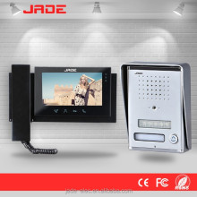 JADE 12mm ultra-slim wireless video door phone commax with GSM control by mobile phone