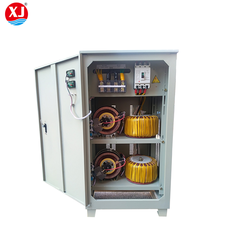Single Phase Servo Type SVC Series Voltage Stabilizer Of Pointer Parts