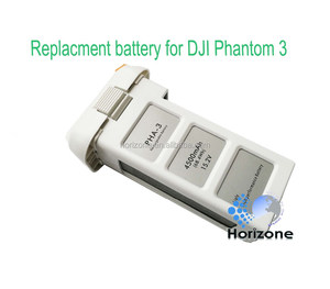 Replacement 15.2V 4500mAh li-polymer DJI Phantom 3 battery