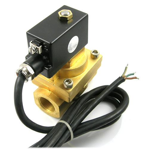 Normally closed solenoid valve high pressure explosion-proof valve 6 points DN20 AC220V DC24V magnetic genuine gold
