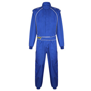 kart racing suit coverall fireproof car racing suit Racing apparel safety wear