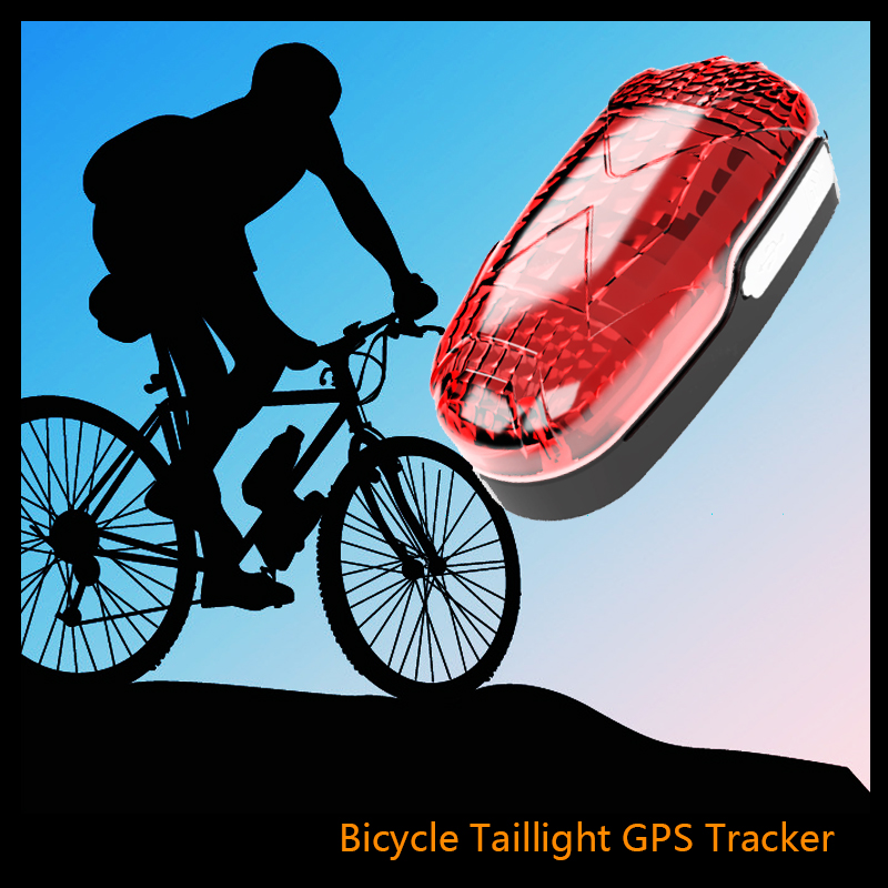 Bicycle GPS Tracker, Hidden GPS Tracking Devices for Motorcycle with