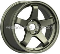 Vesteon popular TE 37 alloy wheels