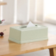 New design restaurant kids toilet paper dispenser napkin holder mini facial tissue box cover plastic
