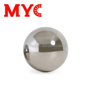 "High quality 1/4""trailer metal ball"
