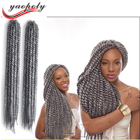 Wholesale Price Cheap 2X Synthetic Havana Mambo Twist Crochet Braiding Hair