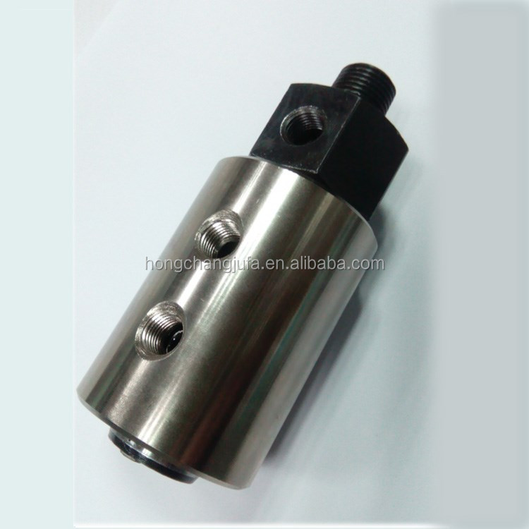 Mechanical rmulti-channel hydraulic rotator stainless steel swivel joints