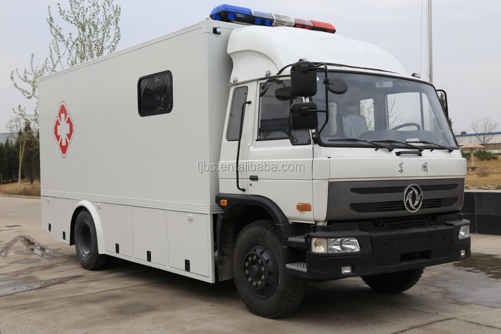 China Supplier X Ray Bus Mobile Clinic Vehicle