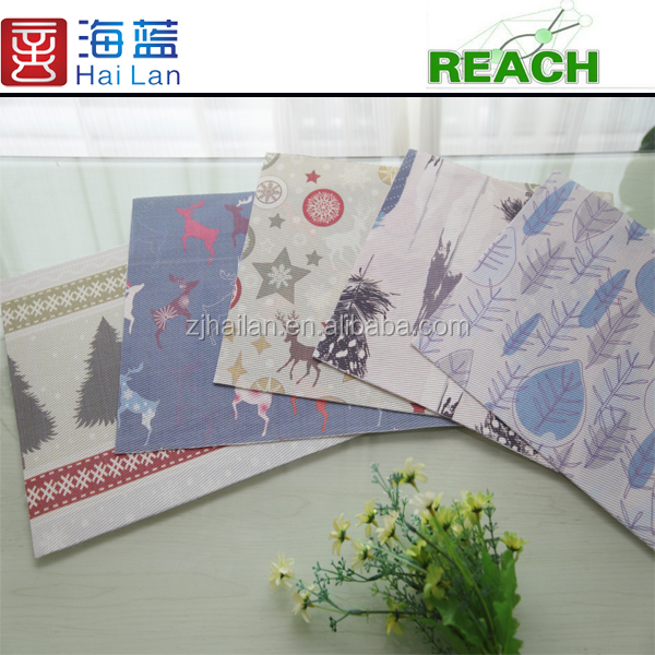 PVC placemat painting table mat baby printing mat