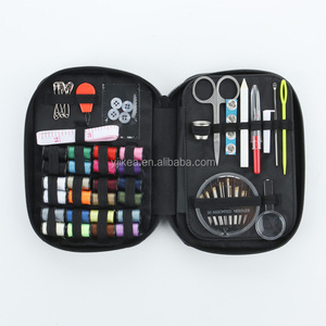 High quality 98pcs accessories colorful alumina crochet hook kit with crochet bag