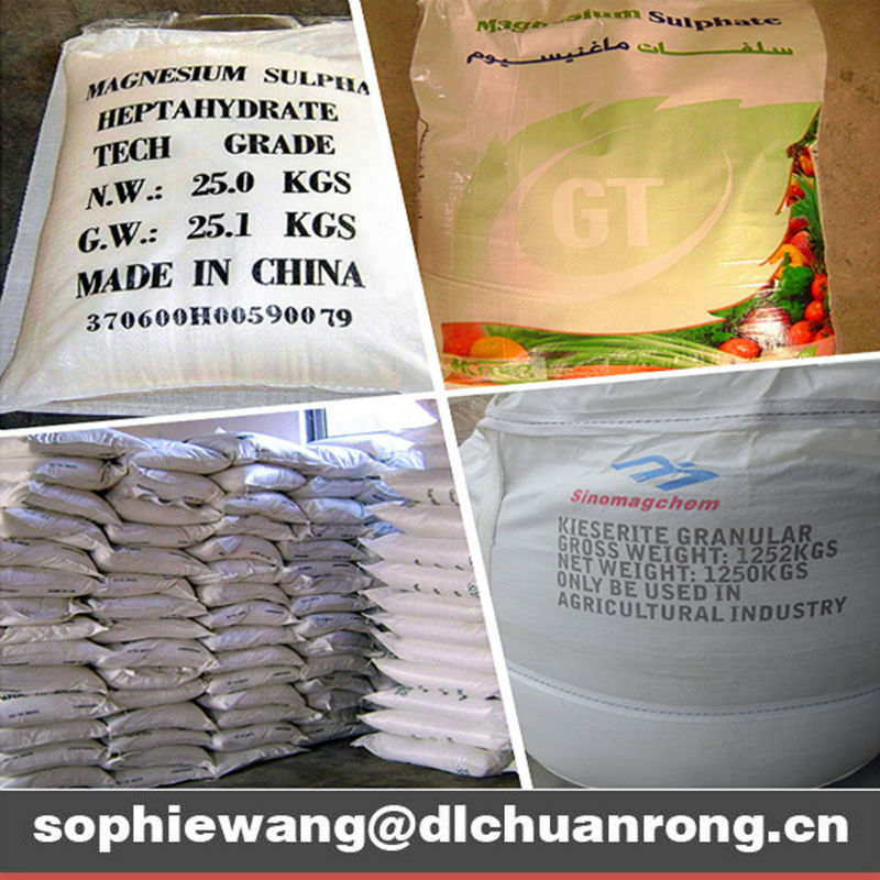 Hot Sale Hydrated Magnesium Sulphate.