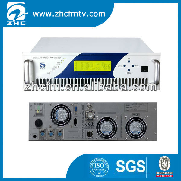 Professional 1kw FM Radio Transmitter for Radio Station