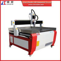 China CNC router advertising engraving cutting machine advertisement logo making machine 1212