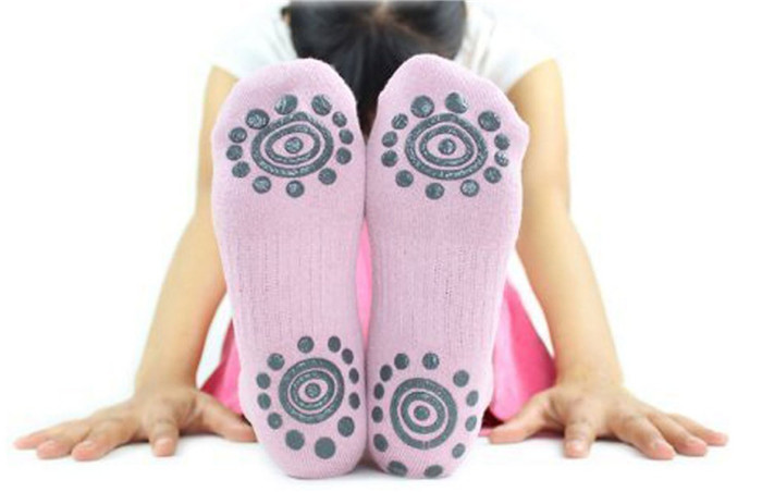Home gym fitness yoga accessory yoga socks