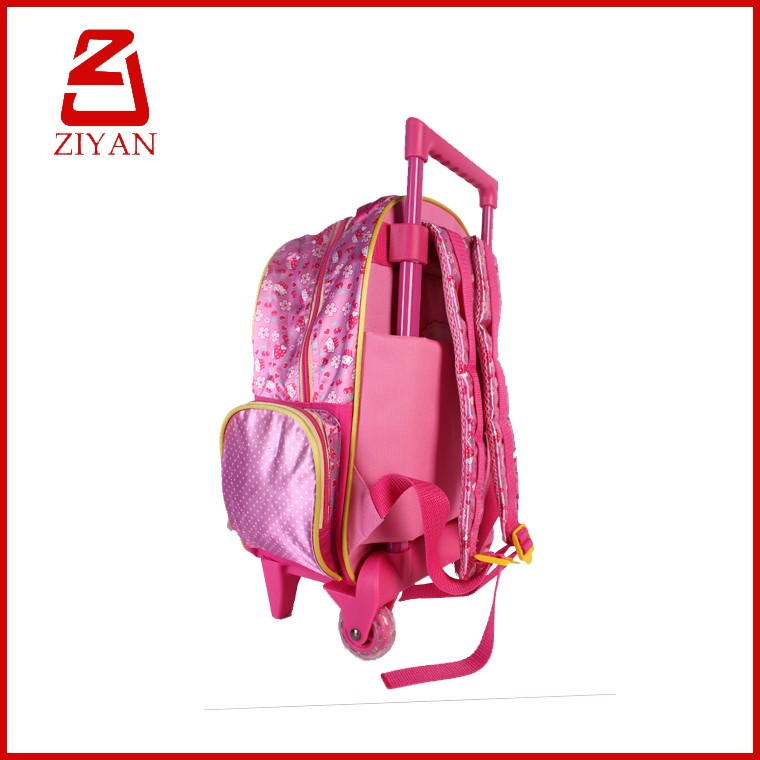 Children s Day Wholesale New Design Ziyan Cheap Online Trolley School Bags  Kids Backpack With Wheels - Buy Trolley School Backpack 9fb3677b617d4
