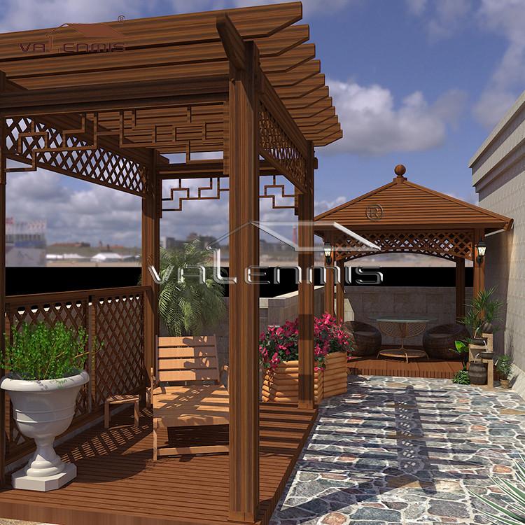 Customized Decoration aluminium Pergolas & Garden Pergolas Design ...