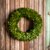 Round Boxwood Wreaths 12 Inch For Front Door