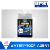 WH6983 transparent nano waterproof penetration sealant for cement/concrete wall