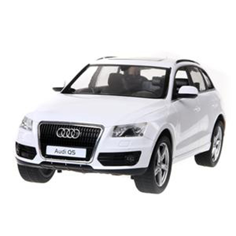 "19.6"" 1:14 Audi Q5 RC Radio Controlled - White"