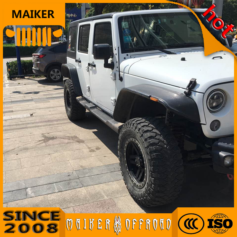 Jeep Jk Fender Flares