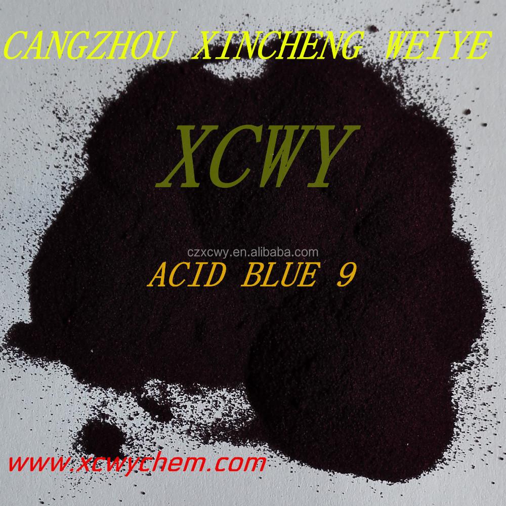 Acid Blue 9 Brilliant Blue Fg