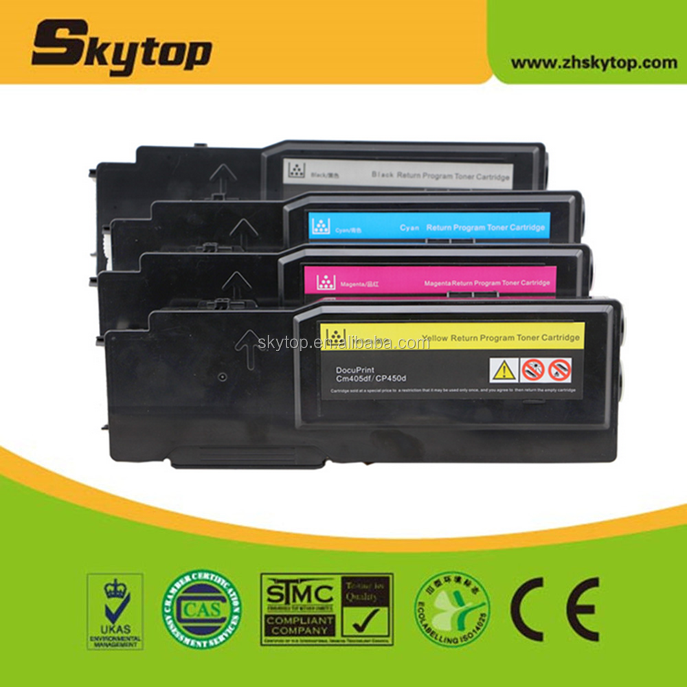 Skytop compatible toner cartridge for xerox phaser 6600 workcentre 6605 toner refill