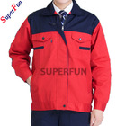 Electrical engineer corporate uniform for women winter jacket