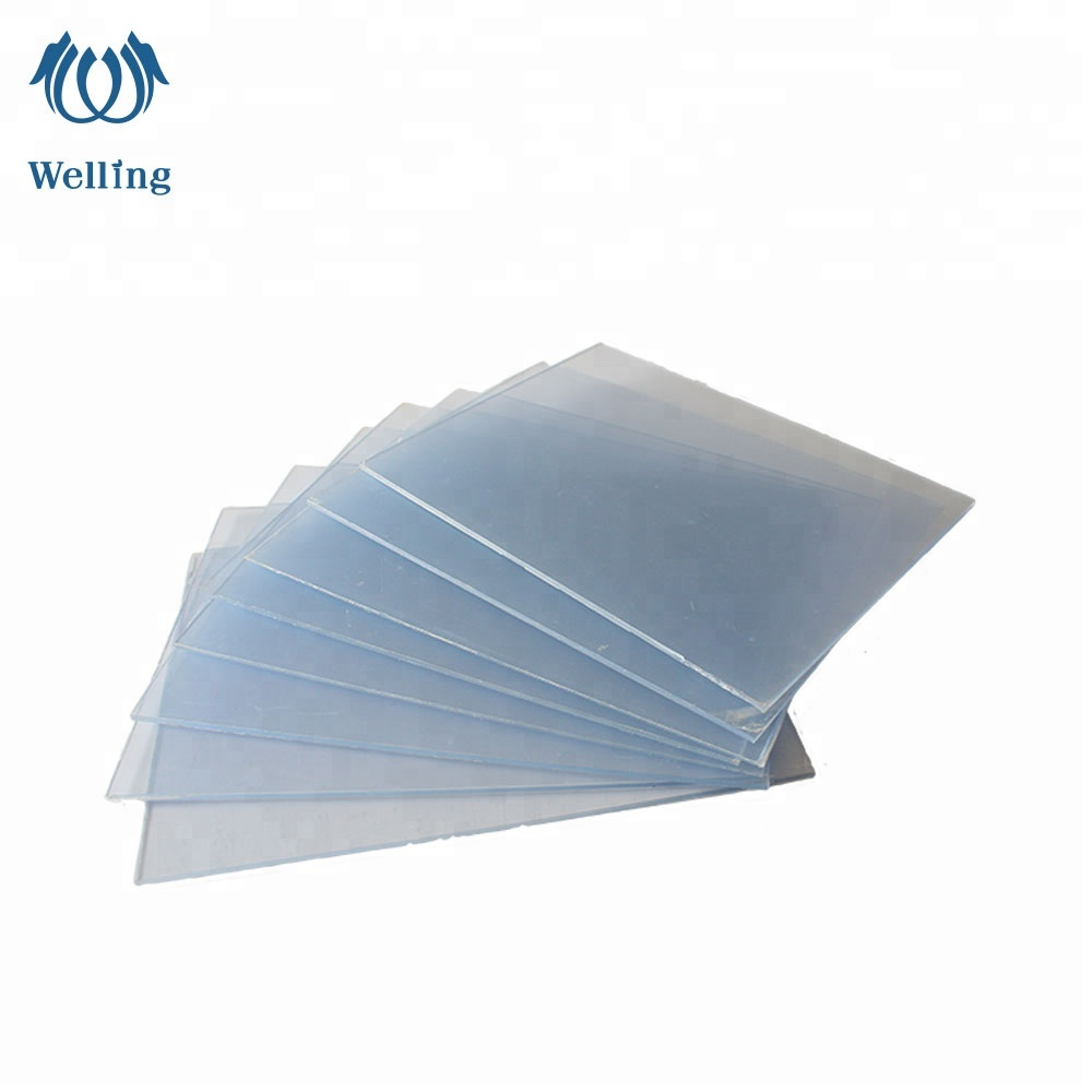 <strong>PVC</strong> Rigid 3x6 0.45mm clear cutting available 1mm <strong>PVC</strong> sheets manufacturer