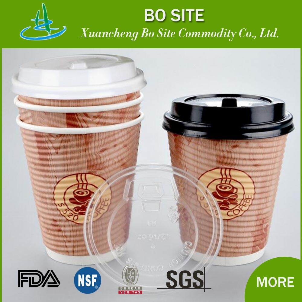 10oz Paper Cups Custom Disposable Coffee Cup Lid - Buy ...