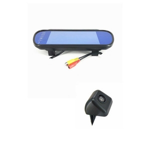 Full HD 7 inch Rearview Mirror Car Monitor LED Reversing Monitor