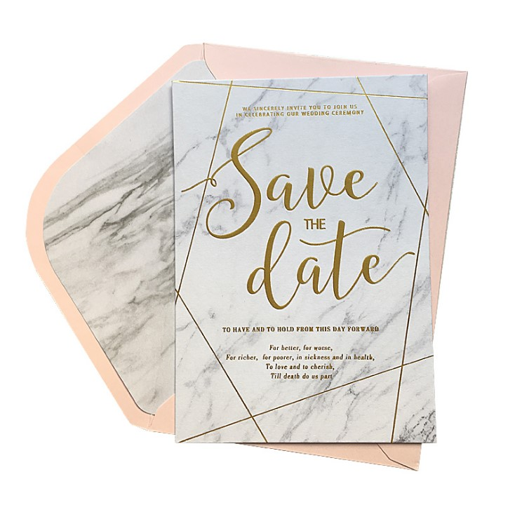Latest Gold Foil Marble <strong>Wedding</strong> Card Designs Card <strong>Invitation</strong> <strong>Wedding</strong>