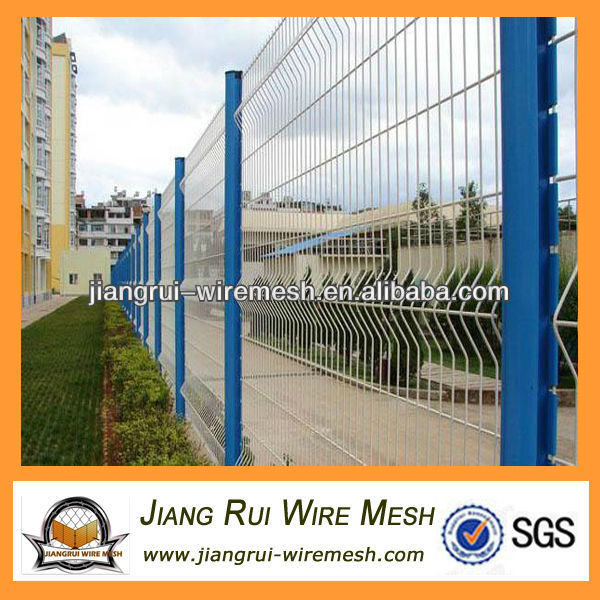 White Vinyl Coated Welded Wire Fence, White Vinyl Coated Welded ...