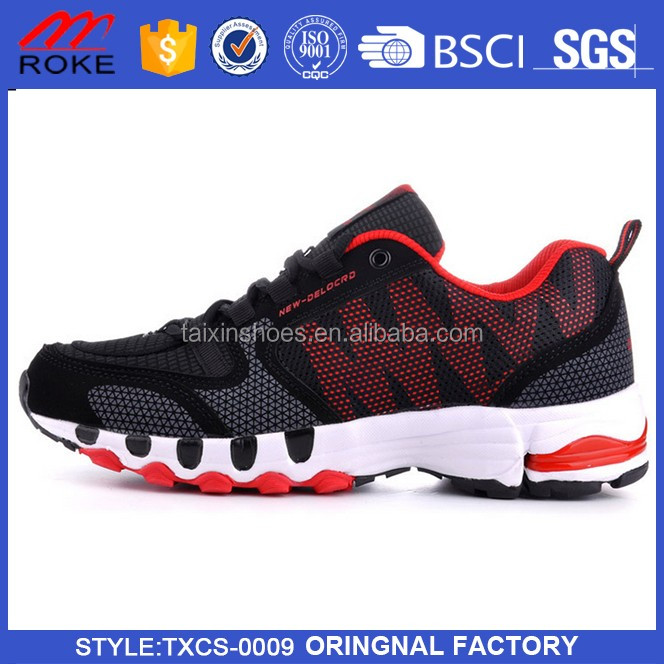 latest design running shoes durable sports shoes online from china