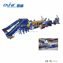Factory Direct Whole Set PE Pliatic Film Washing Recycling Line