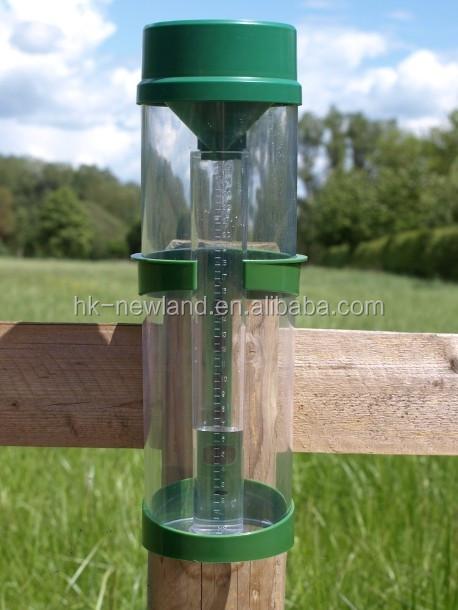 Plastic Direct Rain Gauge For Schools