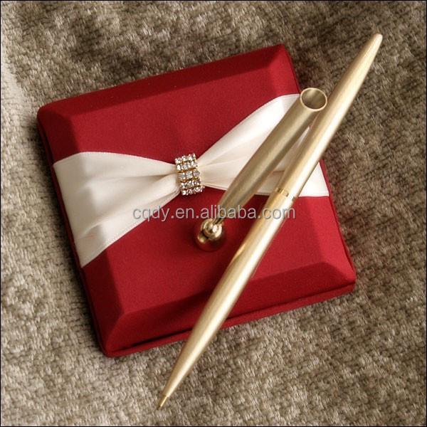 luoem Gast della penna con supporto per matrimonio sposa fidanzamento