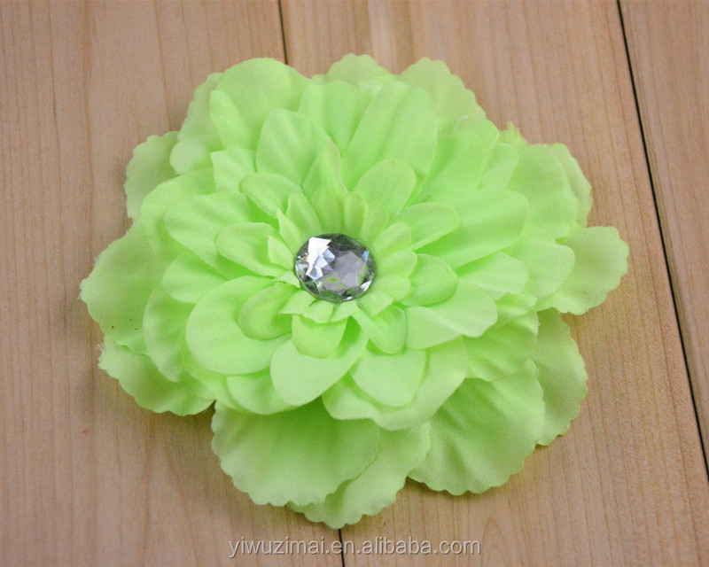 Cheap diamond peony <strong>flower</strong>,artificial brooch <strong>flowers</strong>,hair <strong>flowers</strong> design