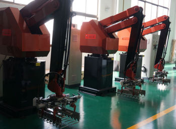 pallet stacking robots