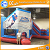 Hockey inflatable combo jumping castle inflatable for sale