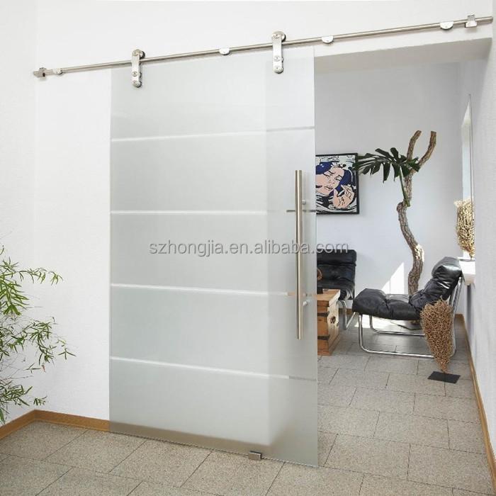Ce Tempered Glass Sliding Door Glass Large Sliding Glass