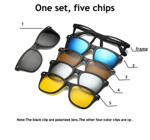 446cde0920 Clips Night Driving Glasses