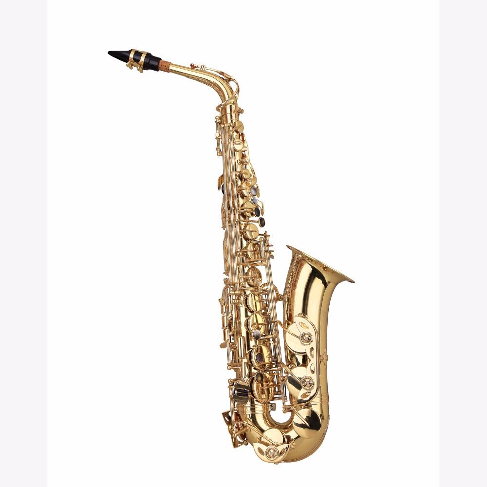 Saxophone ZAS-2000 Classic Alto Saxophone for hot sale