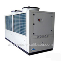 industrial cooling system air cooled water chiller with high pressure pump