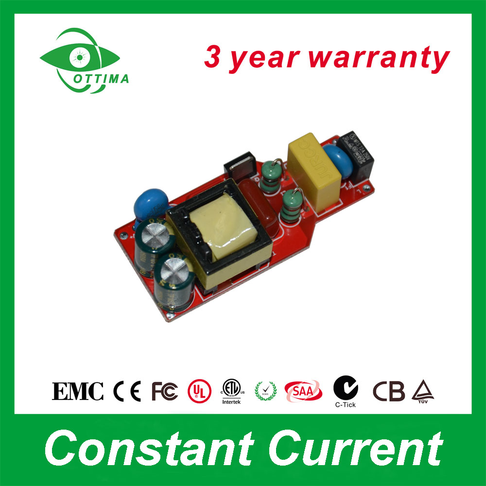 Constant Current Led Driver Circuit Diagram 7w 9w 12w With 300ma For Circuits Diagrams Bulb Light Power