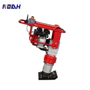 Japanese Rammer Gasoline Vibratory Tamping Rammed Earth Tamper