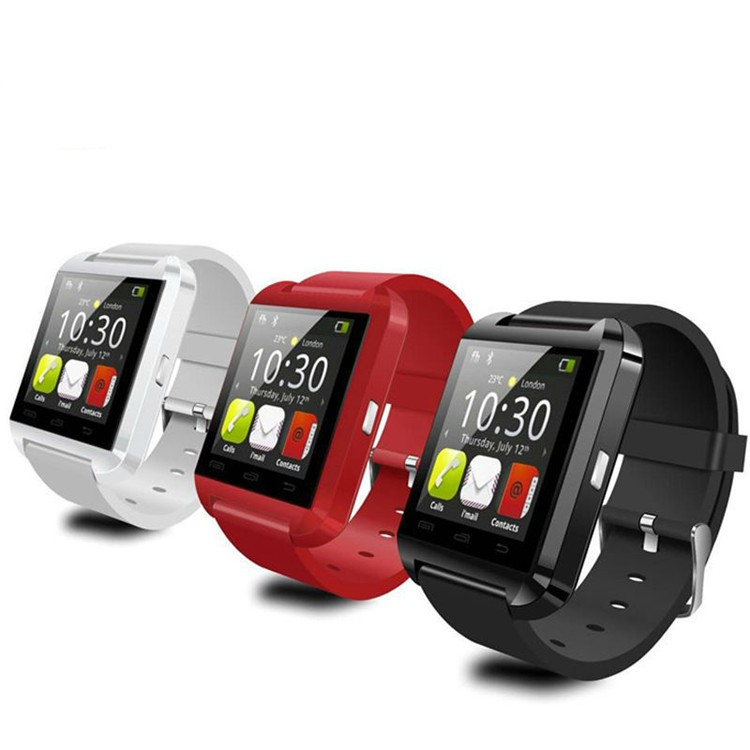 OEM smartwatch mobile phone bluetooth U8 android smart watch u80