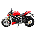 Motorcycle Model DMH Streetfighter S 1 12 scale Alloy metal diecast models motor bike miniature race