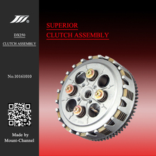 Spare part motorcycle 250cc DX250 clutch assembly for YAMAHA moto