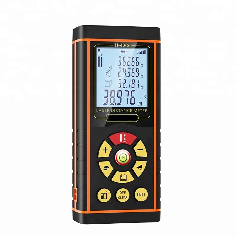 outdoor digital laser measure distance meter laser rangefinder 40m