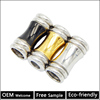 OEM Stainless Steel Gold Clasp Findings Black Magnet Buckle for Jewelry Making BX158